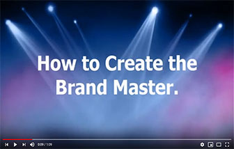 How to Create Brand Master